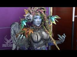 <b>HAUNTED ZYRA</b>! Danielle Beaulieu's LoL Cosplay at PAX East ...