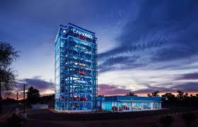 Carvana Vending Machine Houston Custom Carvana Opens the Country's Largest Car Vending Machine in Tempe