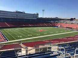 Gerald Ford Stadium Section 228 Rateyourseats Com