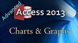 24 Advanced Programming In Access 2013 Adding Charts Graphs To Reports