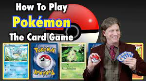 How To Play Pokemon Trading Card Game (TCG) Learn To Play In Less Than 15  minutes! - YouTube