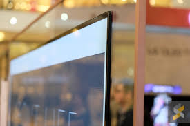 lg wallpaper tv. well, the wallpaper tv features one of lg\u0027s 4k oled displays which don\u0027t require any kind backlight unlike your traditional lcd panels or even something lg tv r