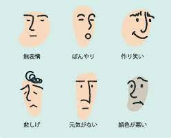 うつ 病 顔つき 画像
