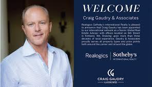 Realogics Sothebys International Realty Welcomes Real Estate