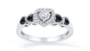 promise rings for him and her kay