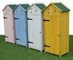 fascinating woodside wooden sentry box beach hut outdoor garden storage cupboard toolshed woodside wooden sentry box