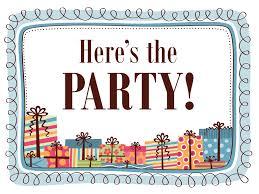 invitation party templates free party invitation template ms office guru