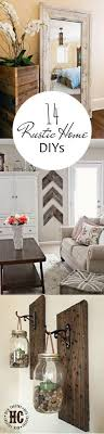 Small Picture 44 Incredible DIY Rustic Home Decor Ideas House Vanities and