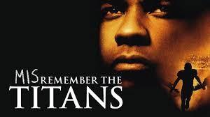 remember the titans is a lie and this man still wants you to know it