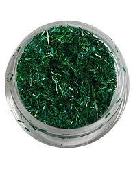 Nitky Na Zdobení Nehtů Tmavě Zelené N5