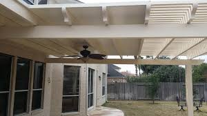 aluminum patio cover home service