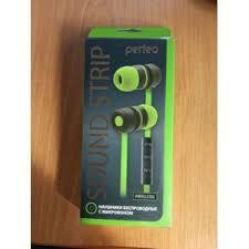Bluetooth-<b>наушники Perfeo Sound Strip</b> | Отзывы покупателей