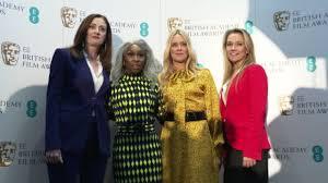 Cynthia Erivo, Edith Bowman, Amanda Sonia Berry at EE BAFTA Rising... Stock  Footage Video - Getty Images