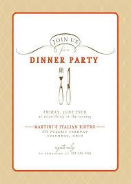 Invitation Card For Dinner Party Dinner Invitation Design Luxury