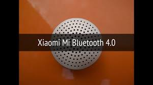 Обзор колонки <b>Xiaomi Mi Bluetooth</b> 4.0 <b>Speaker</b> - YouTube