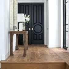 black double front doors. Black Front Door Hardware Circle Panel Double Doors With Gold Knobs Iron N