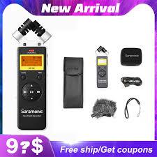 <b>Saramonic SR</b>-<b>Q2</b> Q2M удобный видео аудио рекордер DSLR ...