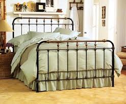 Antique Iron Bed Frame Queen Best Of Cast Rustic Metal Headboards ...