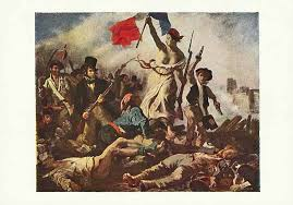 blog archive featuring articles on postcards the popular personification of liberty in took a different path but was no less significant by the time of the french revolution of 1789