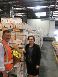AU: First Egyptian lemons arrive in Perth markets