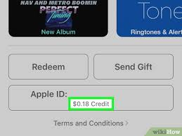 the balance on an itunes gift card