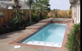 yards inground pool ideas design pictures fiberglass measurements semi small for landscaping amazing las vegas dream