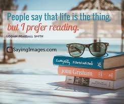 30 Best Quotes About Reading And Books Sayingimages Com