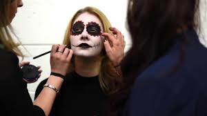 get ready for with our day of the dead face paint kit