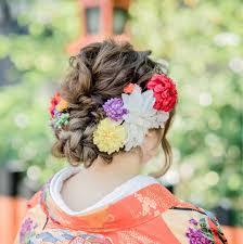 成人式は髪型で今年っぽさを出したい2018年はこのヘアーhair