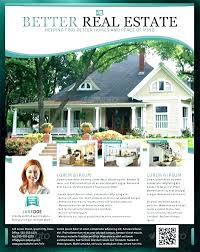 Microsoft Real Estate Flyer Templates Real Estate Listing Flyer Template Ms Word Format Publisher