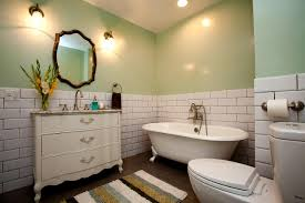 Bathroom : Aesthetic Black And White Bathroom Accent Color ...