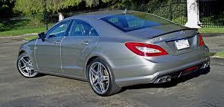 Test Drive: 2012 Mercedes-Benz CLS 63 AMG Sedan - NikJMiles.com