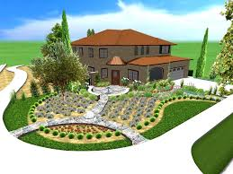 Small Picture Landscape Design Ideas Front Of House buddyberriesCom