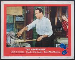 Apartment The The Apartment Movie Poster 1960 Movie Posters