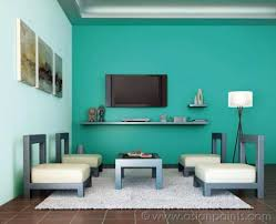 wall paint colour combinations in green shades ideas and living