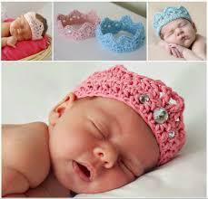 Crochet Crown Pattern Classy Wonderful DIY Crochet Sweet Newborn Crown