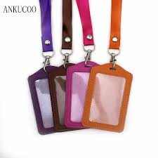 1PCS High Definition Wholesale <b>Name Credit Card</b> Holders PU ...