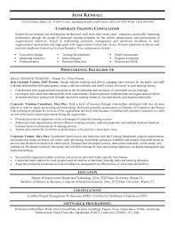 corporate resume samples corporate resume training and sample bilingual consultant resume
