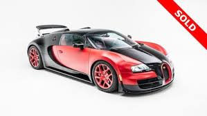4,342 km the bugatti grand sport vitesse (limited to 92 vehicles) combines breathtaking power and agility to deliver a driving experience that is both exhilarating and sophisticated. Used 2013 Bugatti Veyron 16 4 Grand Sport Vitesse For Sale At O Gara Coach Westlake Village Vin Vf9sv2c25dm795009