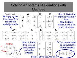 8 solving