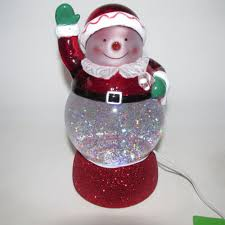 Lighted Snowman Snow Globe Details About Hallmark Lighted Snowman Snow Globe Color