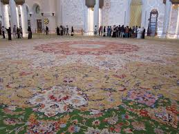 the biggest carpet in the world