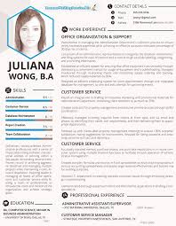 Example Of An Excellent Resume 32 Images Excellent Resume