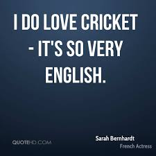 bernhardt logo. I Do Love Cricket - It\u0027s So Very English. Bernhardt Logo