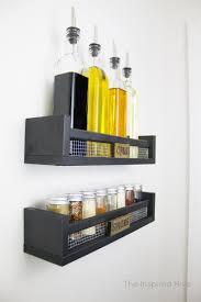 rustic wall mounted e rack