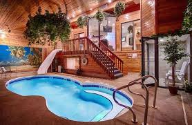 indoor pool with slide home. Sybaris Pool Suites Private Indoor With Slide Home