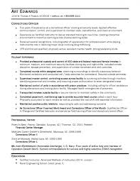 Detention Officer Resume Example - http://topresume.info/detention-officer