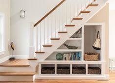 Kleiner kühlschrank mit 3 * gefrierfach zum unterbauen. Kreative Wege Um Den Raum Unter Der Treppe Zu Nutzen Dekoration Haus Diy Treppe Haus Schrank Unter Treppe Innentreppen