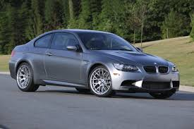 In My Opinion: 2011 BMW Frozen Gray M3 Coupe