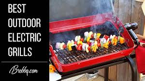 best outdoor electric grill reviews